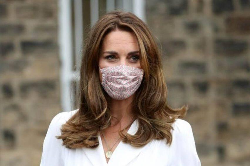 Kate Middleton aiuta i poveri