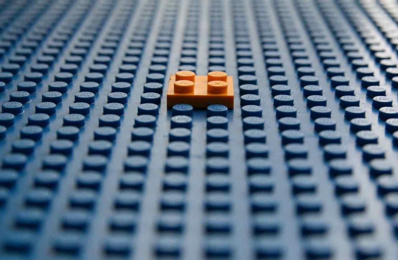 Lego (fonte unsplash)