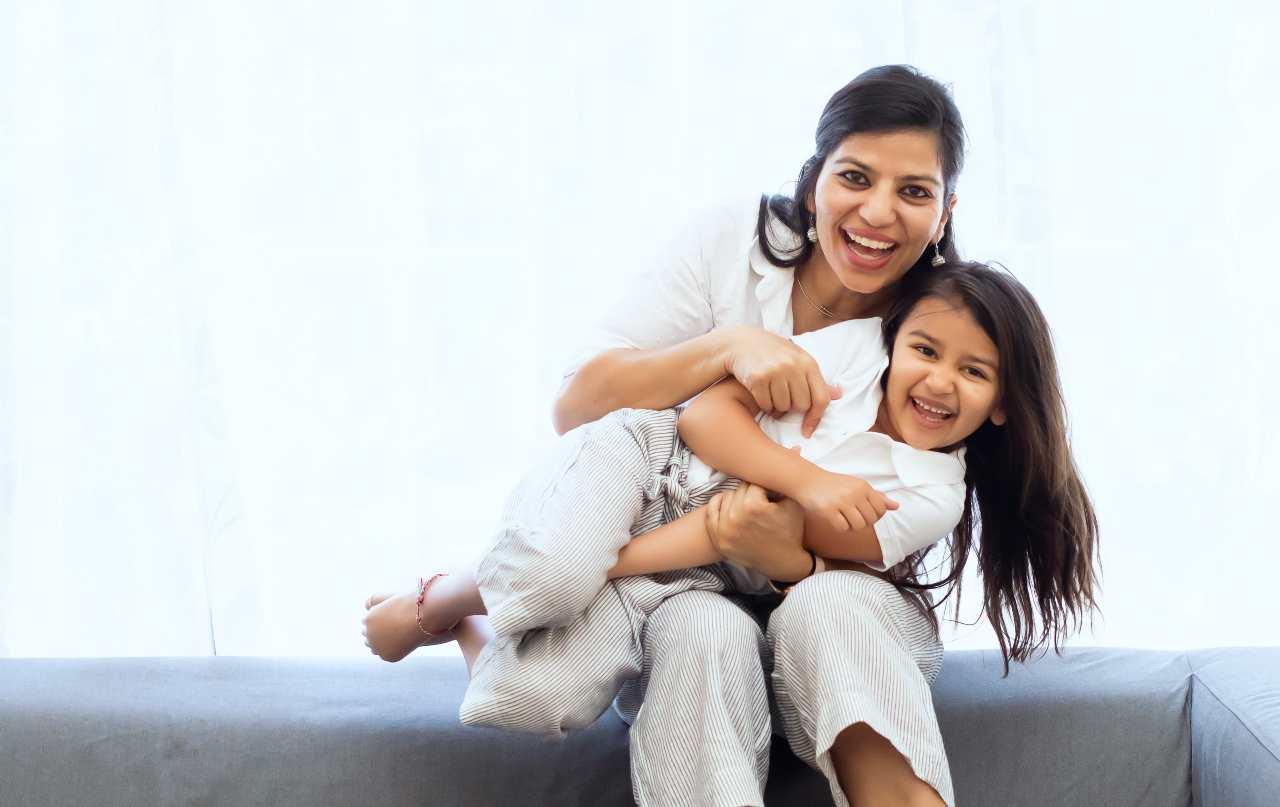 Mamma e figlia (fonte unsplash)
