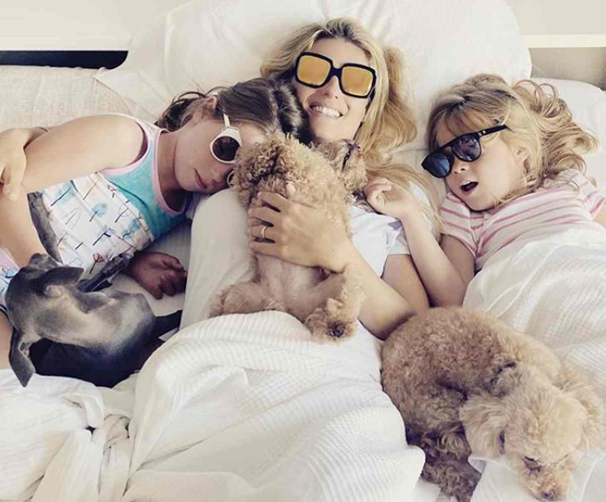 Michelle , Sole e Celeste