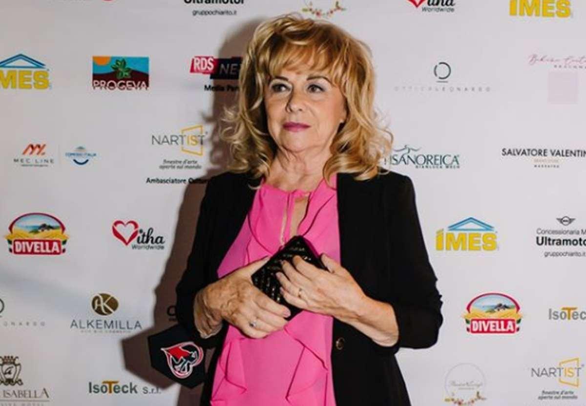 La madre di Nadia Toffa