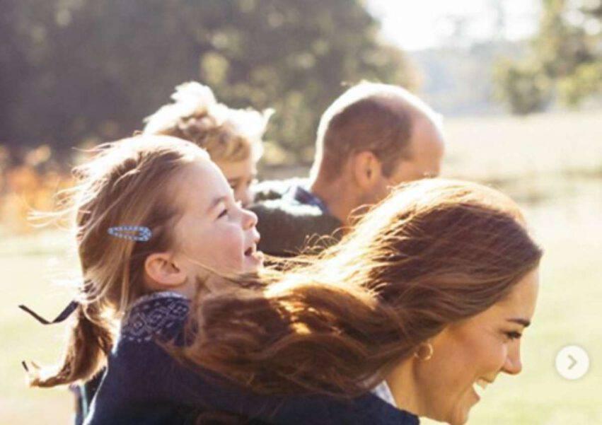 Principe William compiti dei figli
