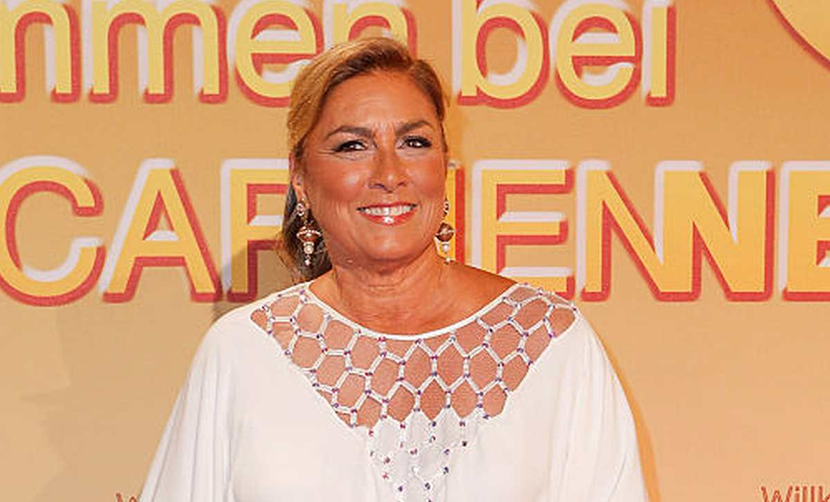 Romina Power Facebook