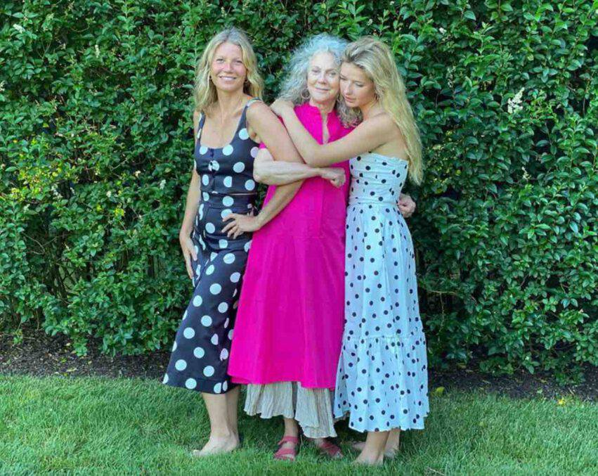 Gwyneth Paltrow figlia madre