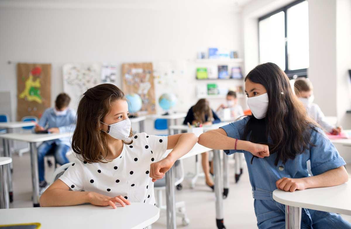 mascherine salute bambini