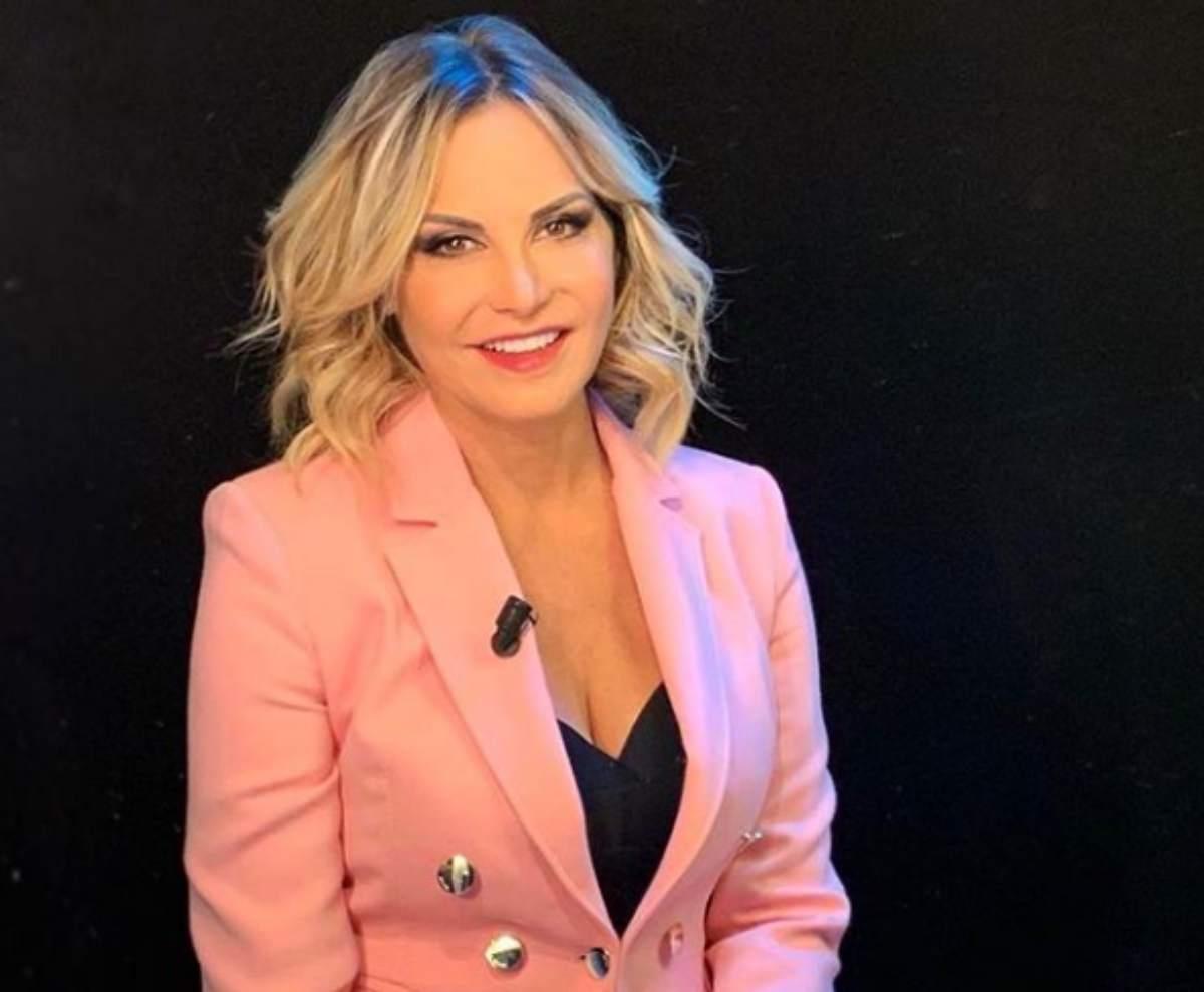 Simona Ventura figli