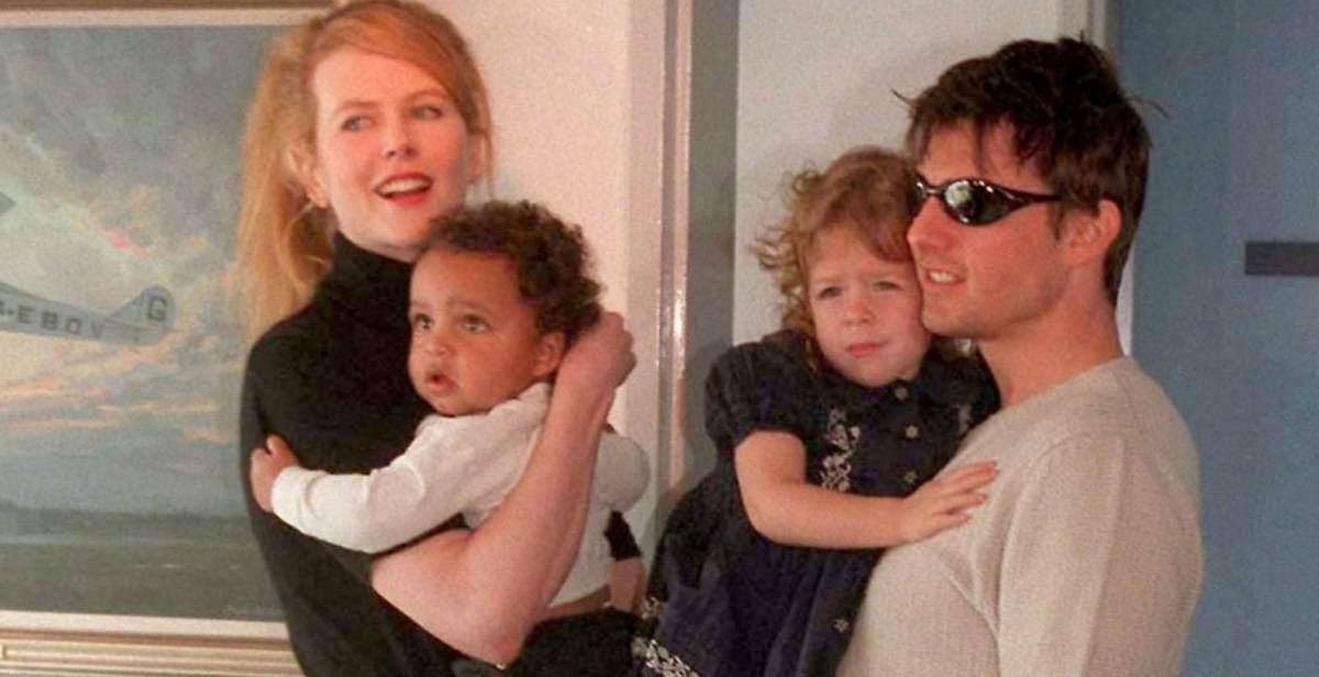 Tom Cruise e Nicole Kindamn