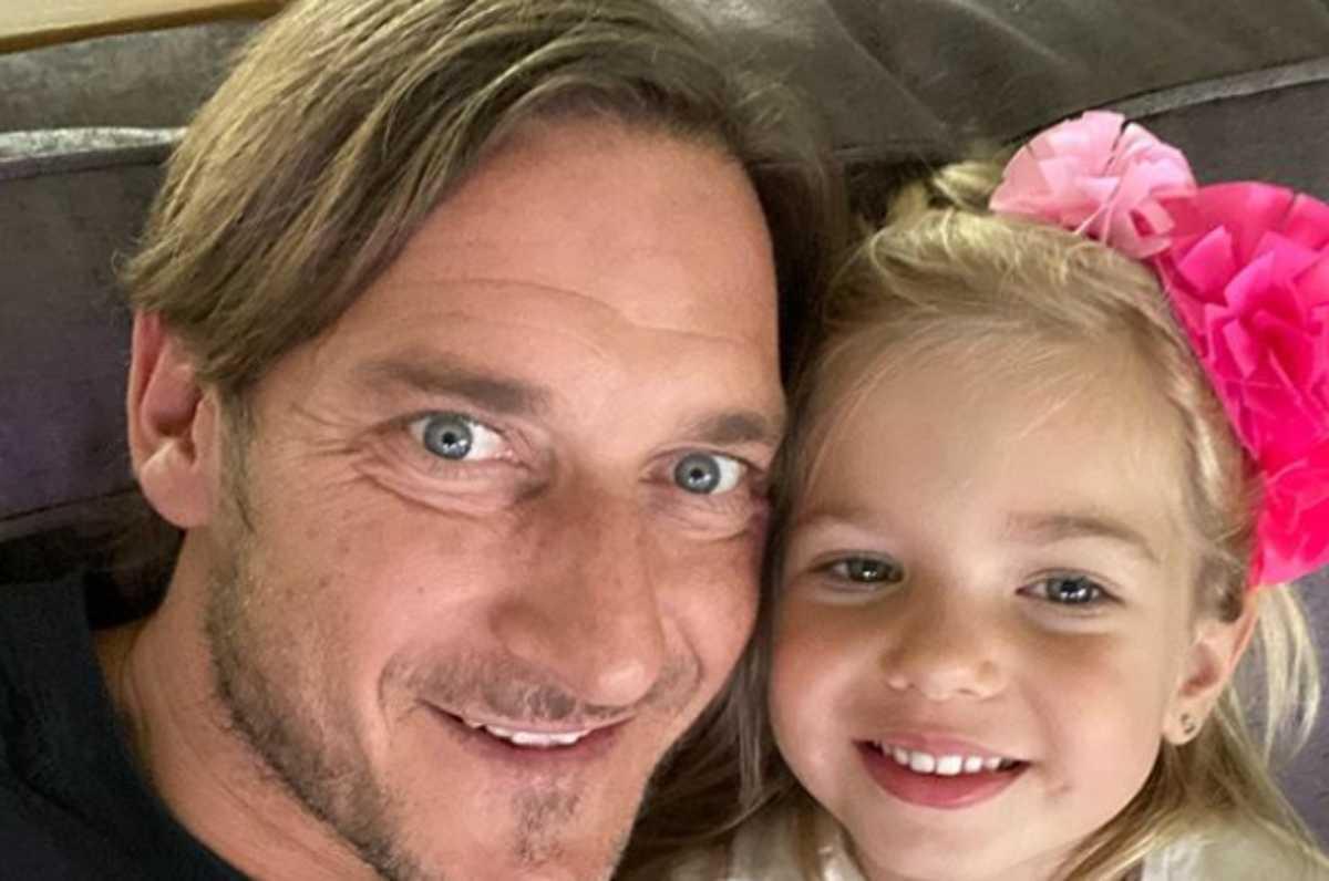 Francesco Totti e Ilary Blasi: come sono cresciuti i loro figli