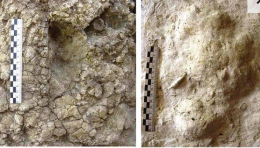 primi bagni bimbi preistorici