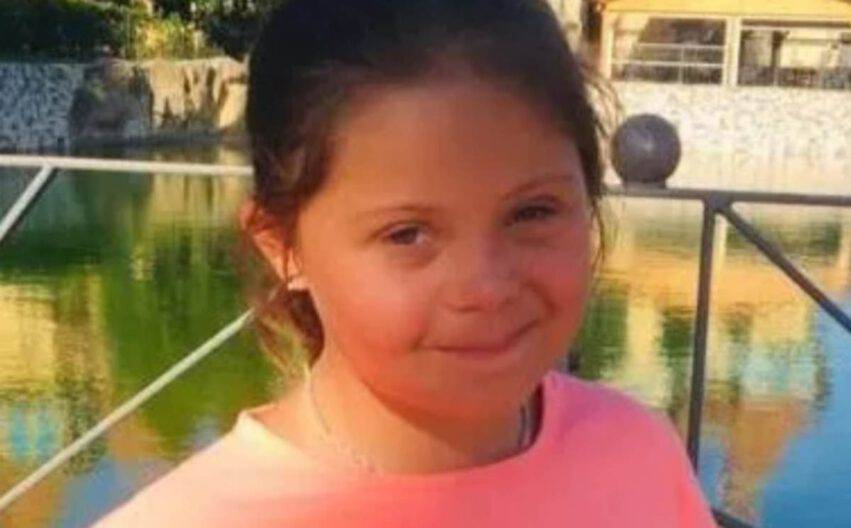 bambina con la Sindrome di Down video virale