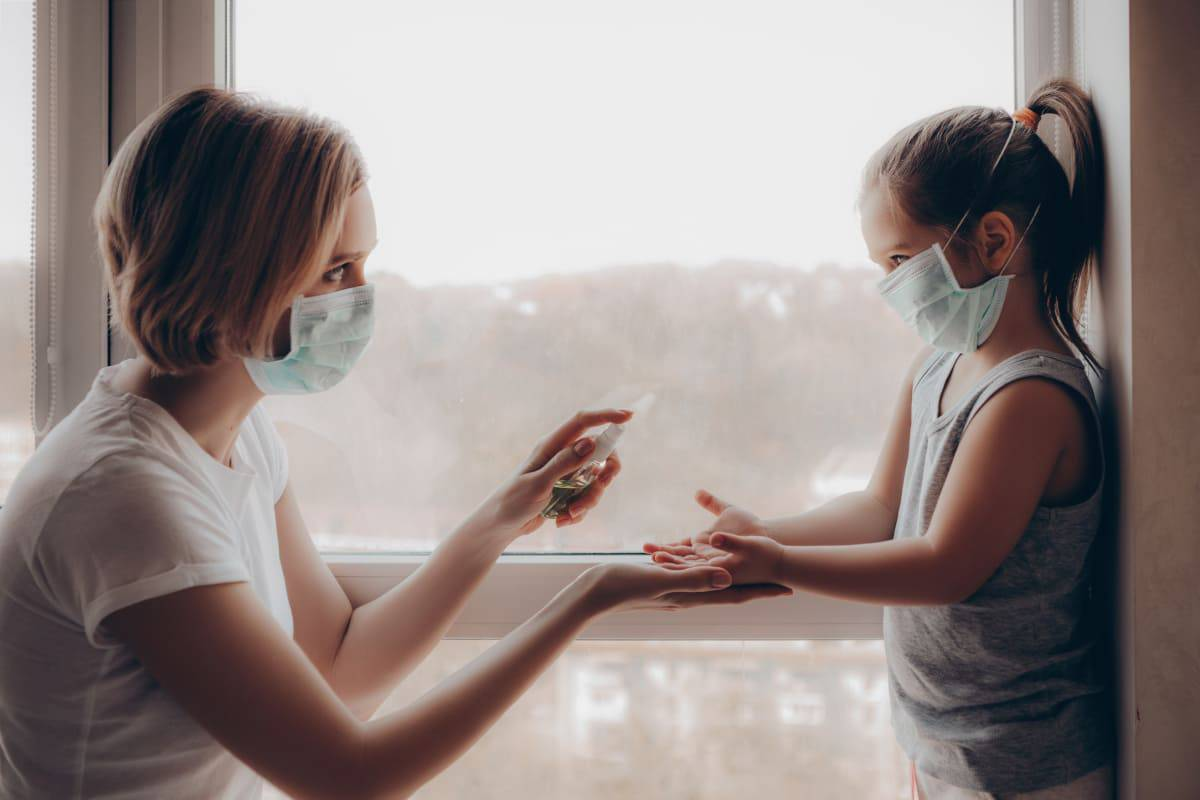 coronavirus bambini asintomatici