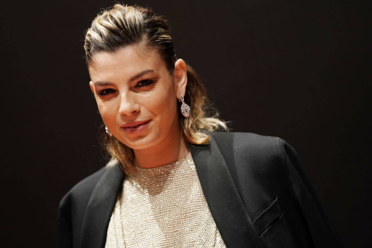 emma marrone madre