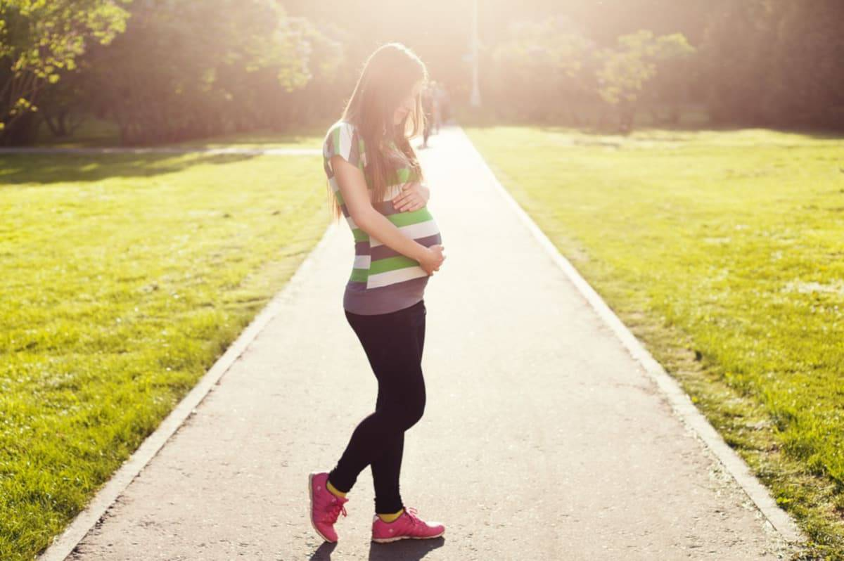 sport gravidanza evitare