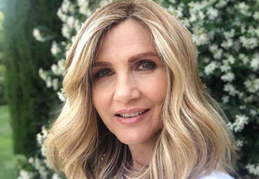 Lorella Cuccarini auguri alla figlia Sara