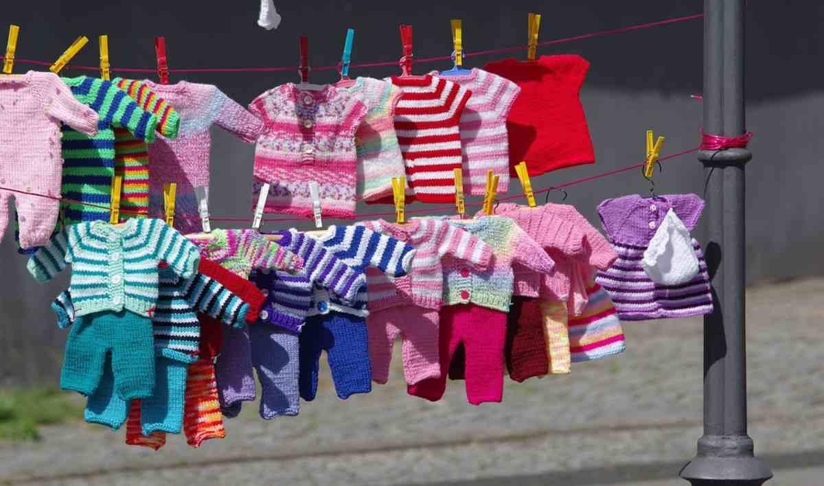 riciclare i vestitini