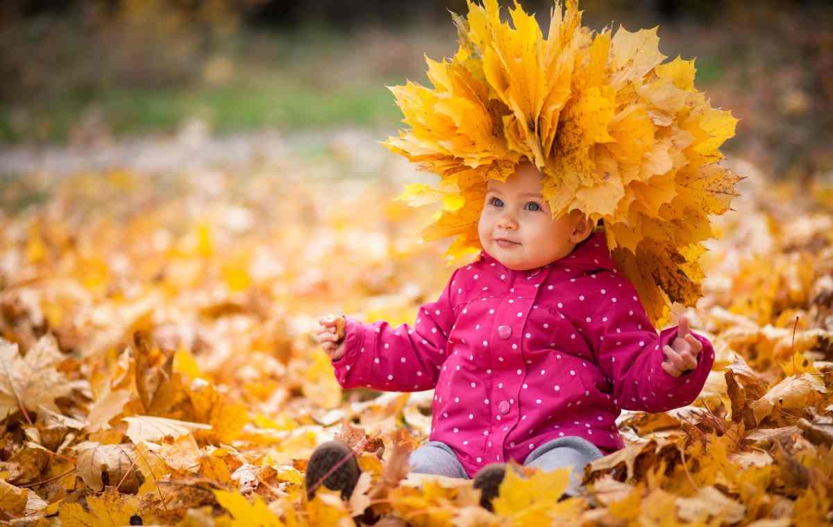 come vestrire i bambini in autunno per evitare malanni