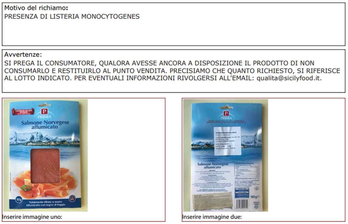 Salmone affumicato Basko