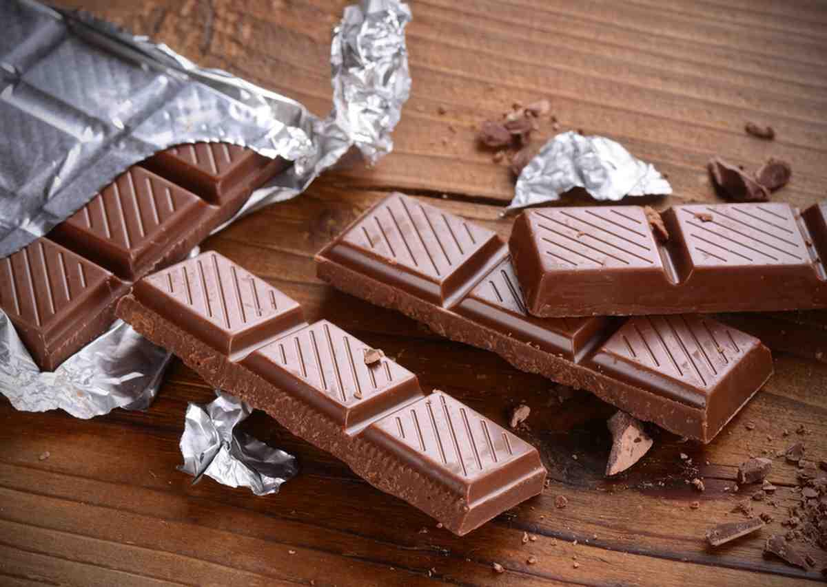 Richiamo cioccolata