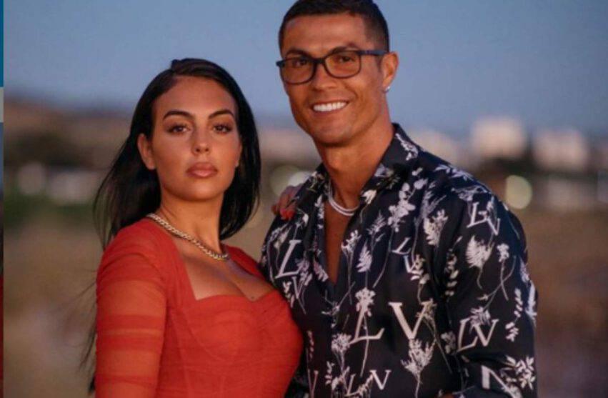 Cristiano Ronaldo vacanza