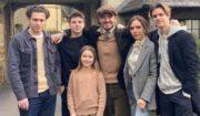 David Beckham figli