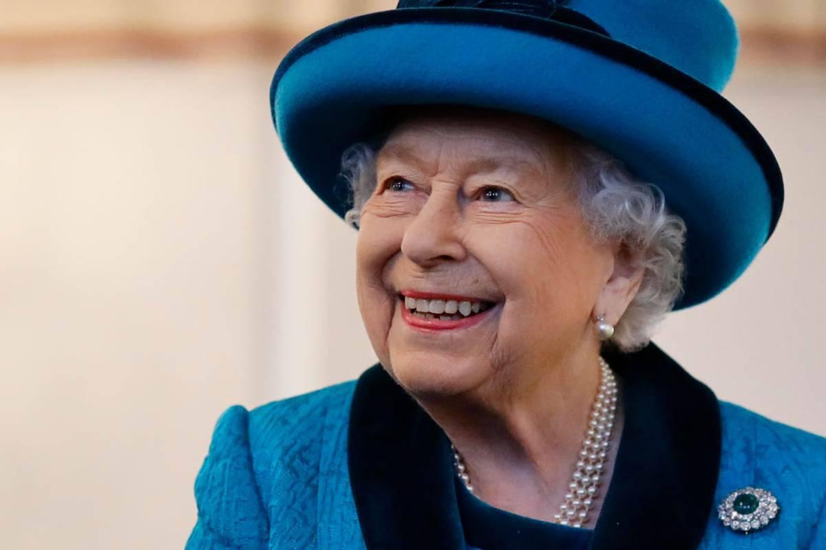 Regina Elisabetta nipoti