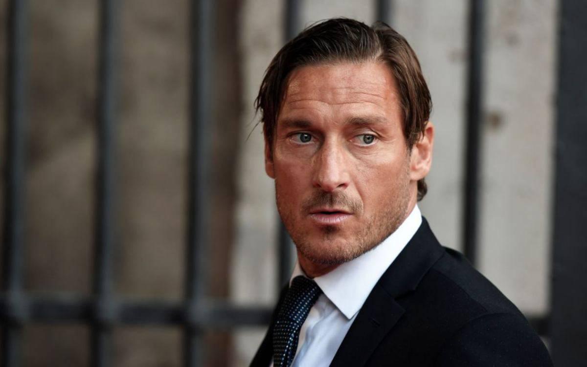 Francesco Totti difende la figlia