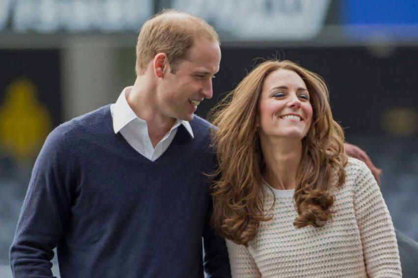 George e charlotte ritorno  scuola (1)