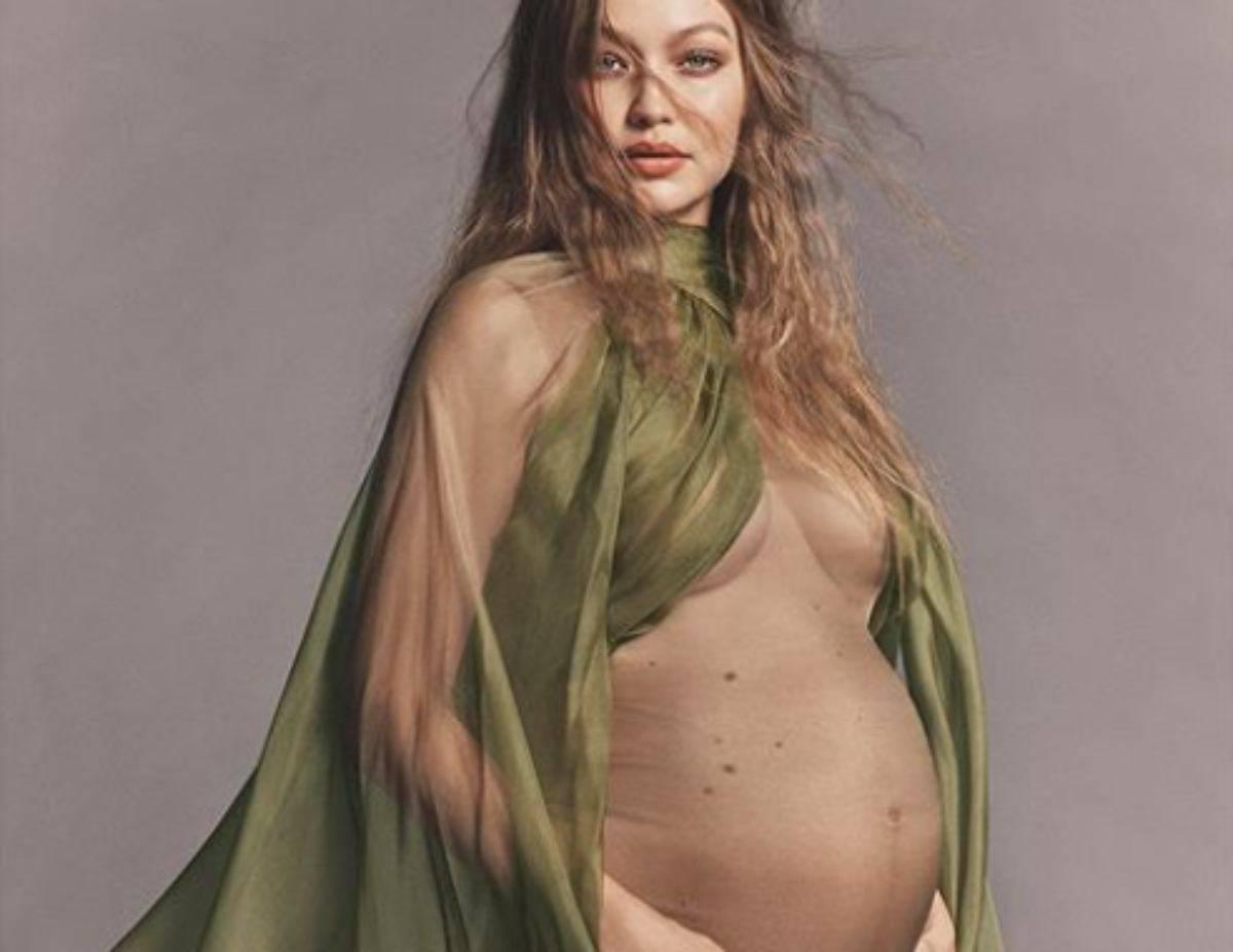 Gigi Hadid incinta