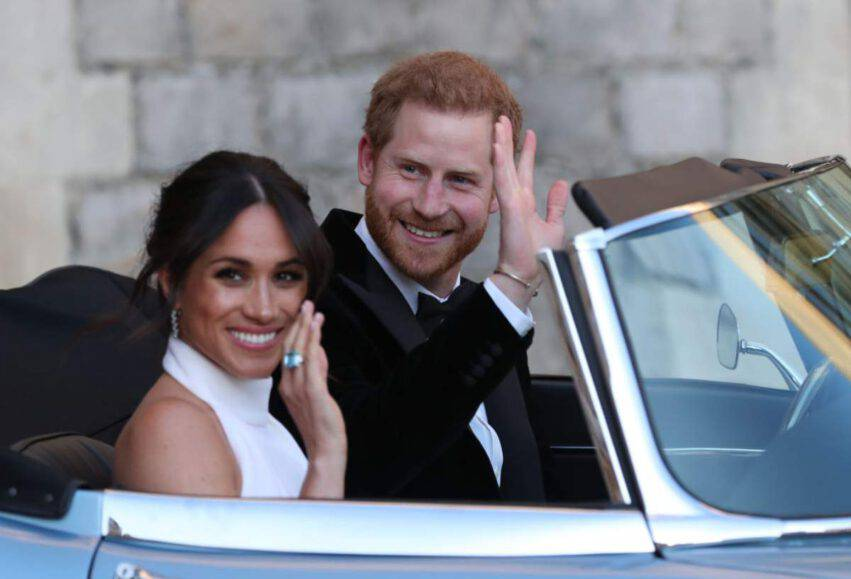 Harry e Meghan ricordano Diana
