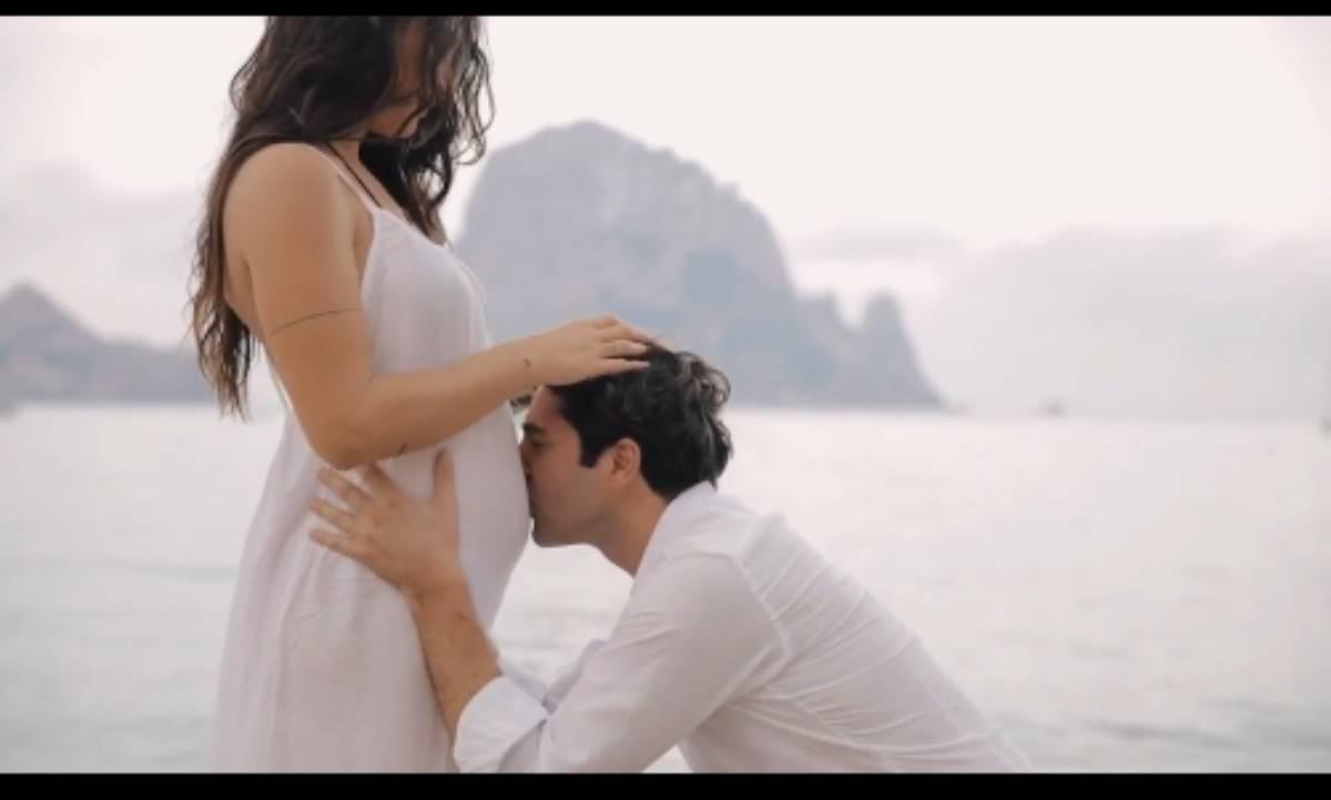 L'emozionante annuncio della Valli: lei e Gianmaria aspettano il primo figlio
