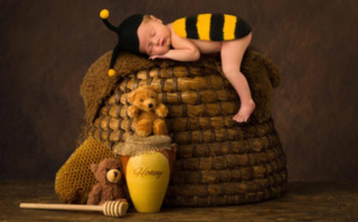 miele alimento prezioso per bambini
