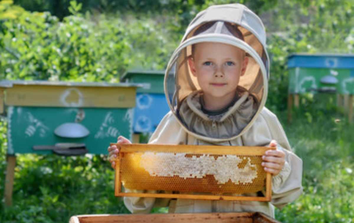 miele prezioso per adulti e bambini