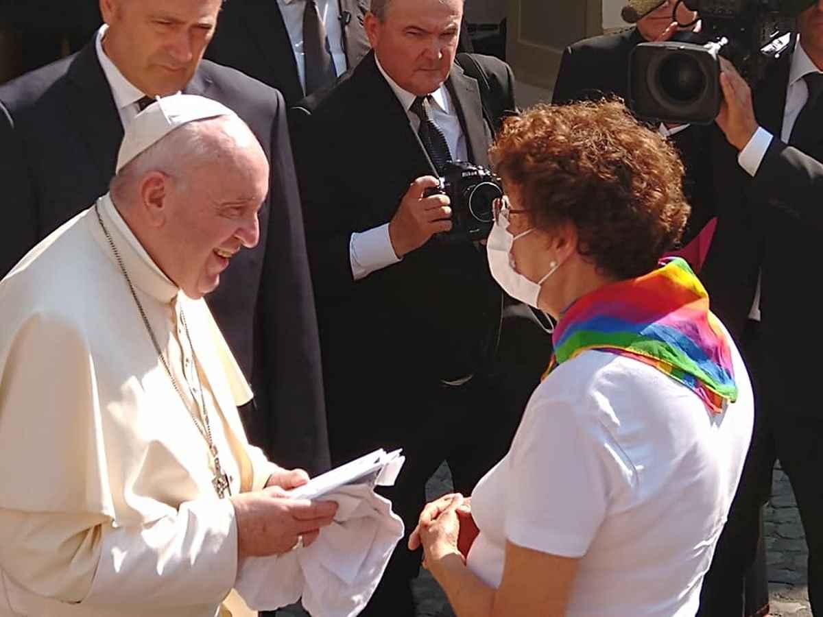 Papa Francesco e LGBT