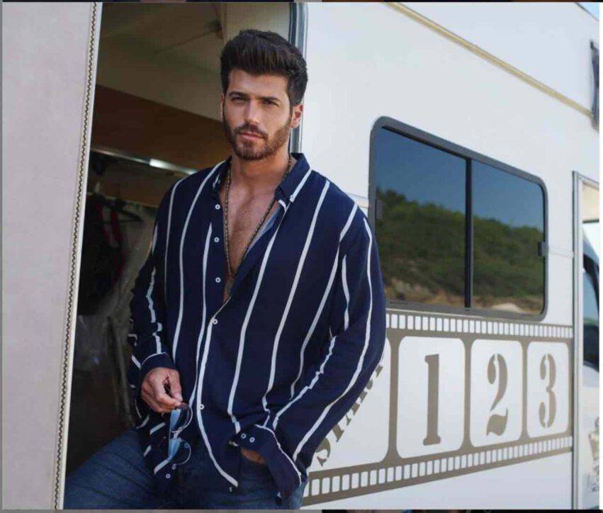Can Yaman attore