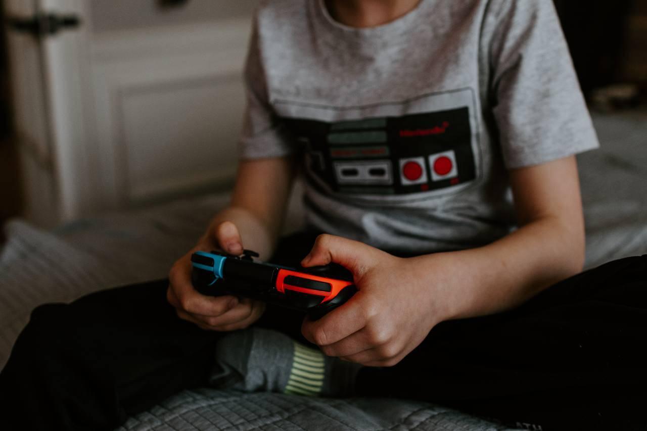 Videogiochi (fonte unsplash)