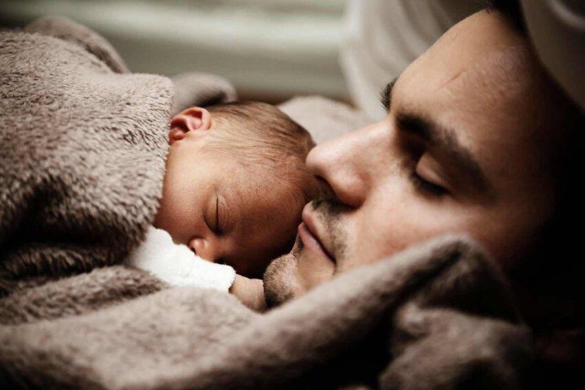 congedo paternità padre