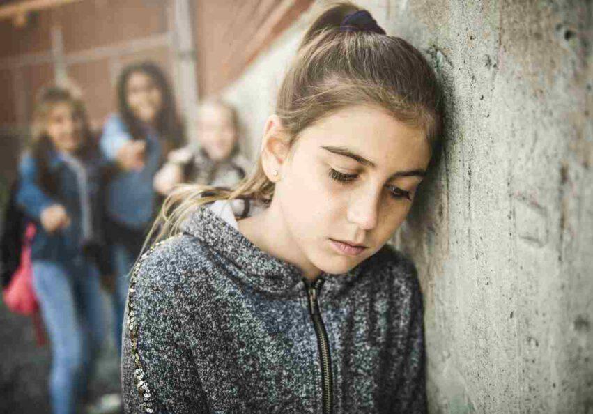 tredicenne bullizzata