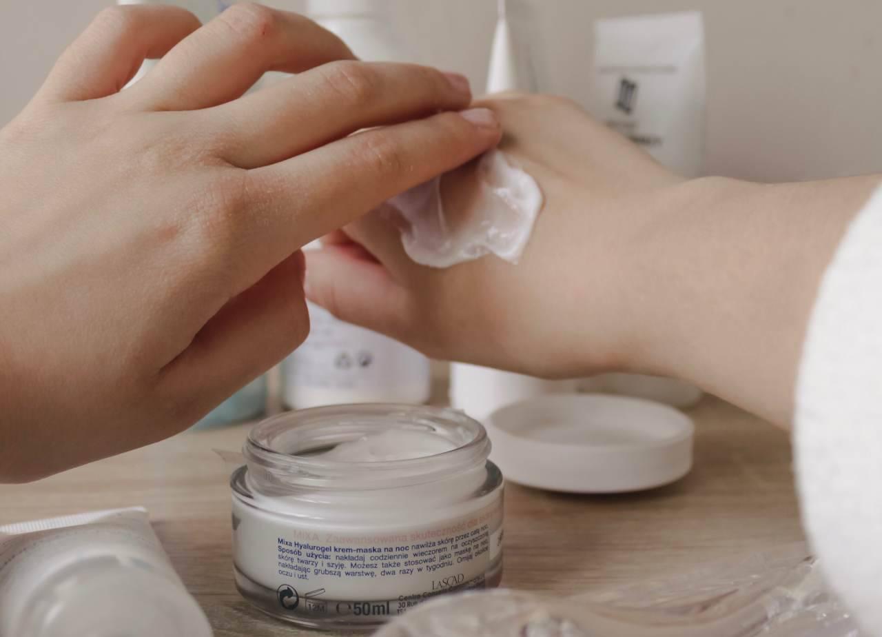 crema idratante (fonte unsplash)
