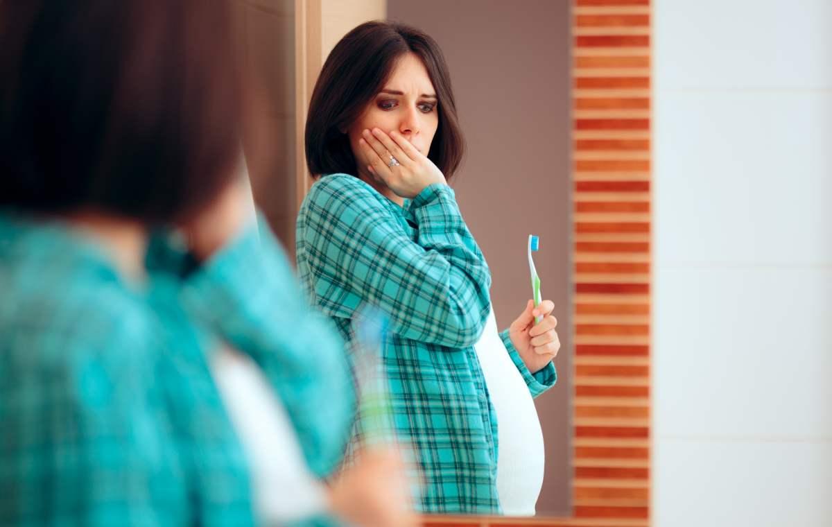igiene orale gravidanza sanguinamento