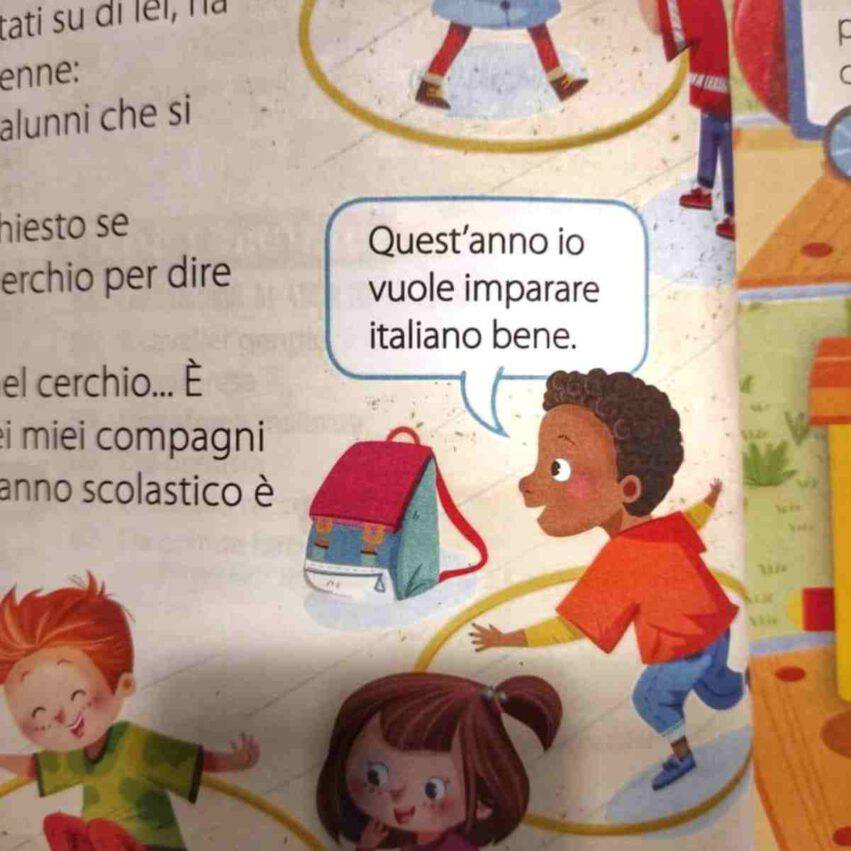 libro scuola razzismo