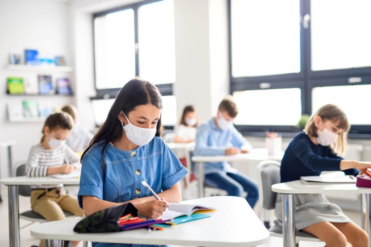 rientro scuola contaminazione