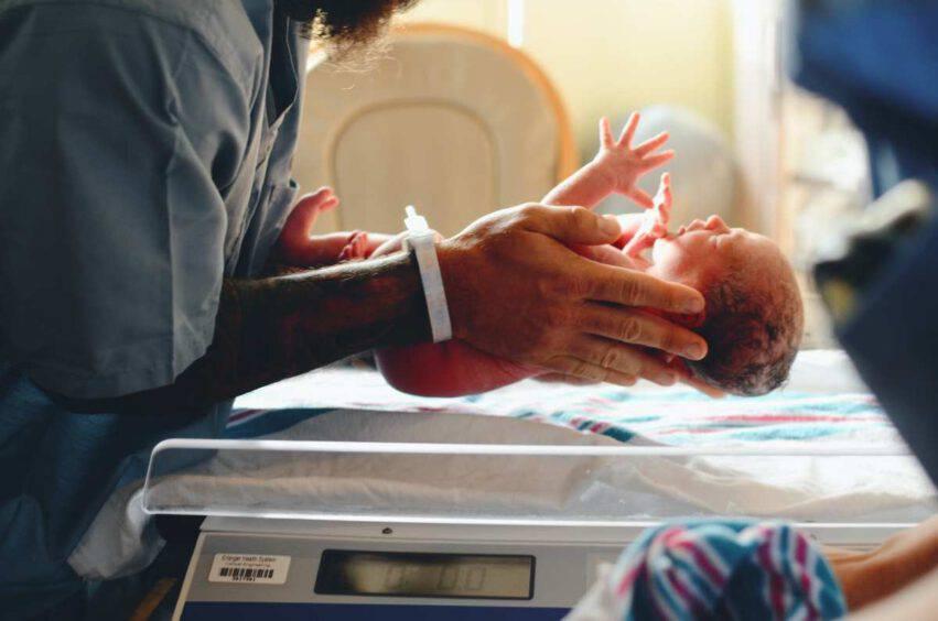 neonata settima figlia