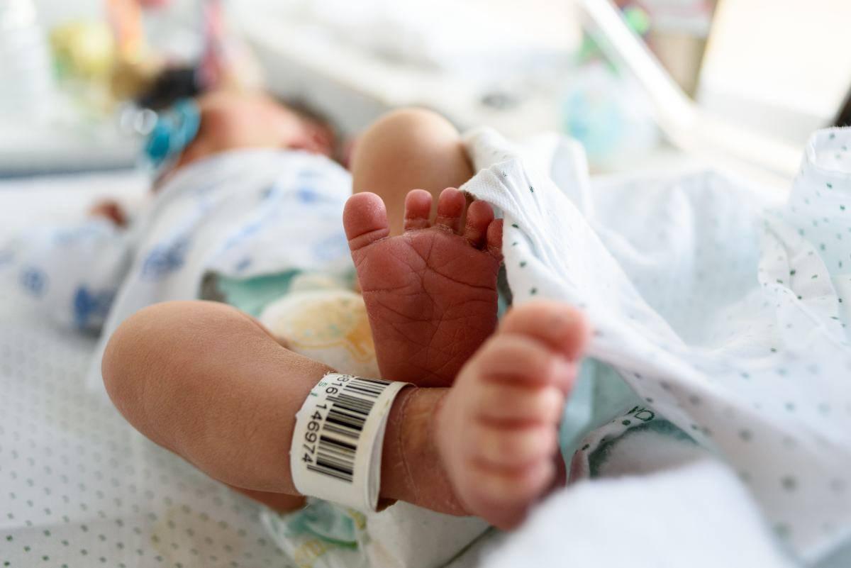 paura neonati