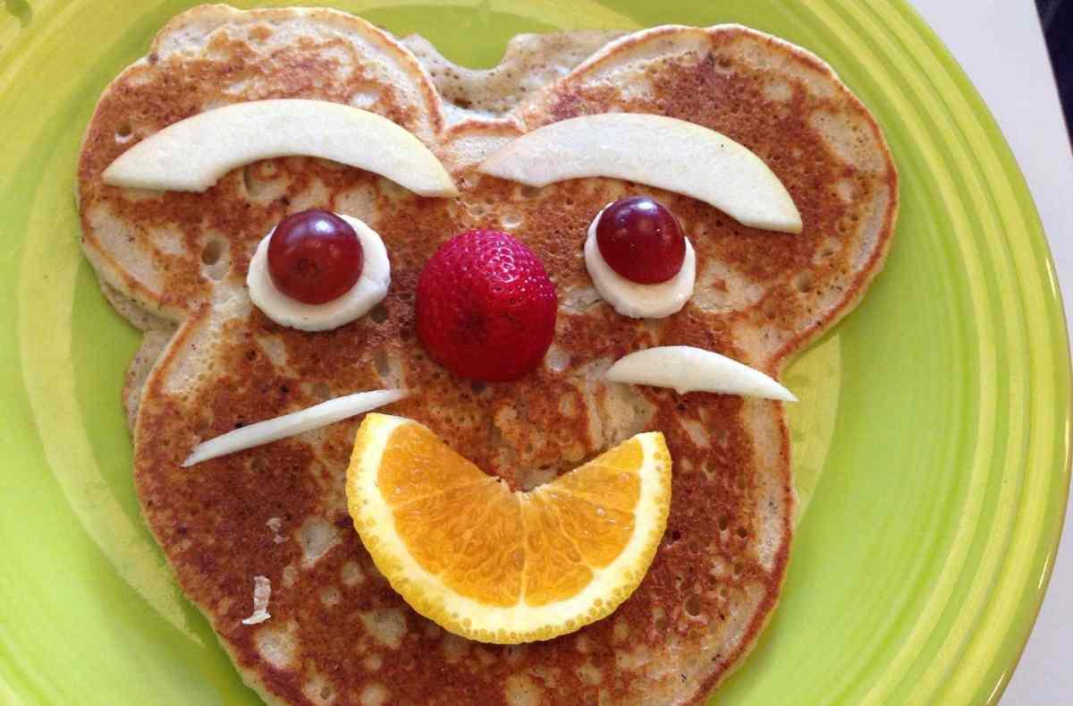 creare un sano rapporto tra figli e cibo