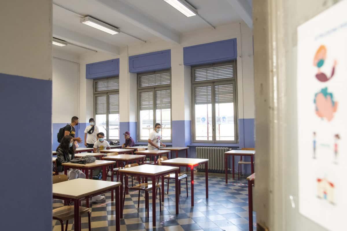 coronavirus rientro a scuola