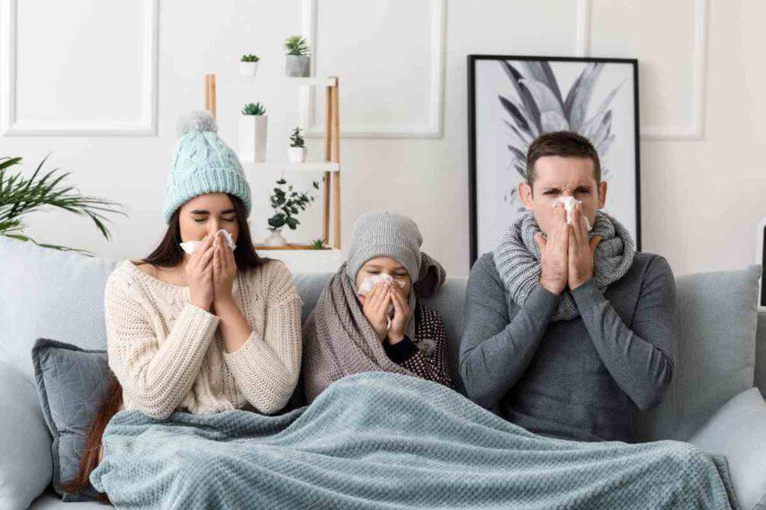 stagione raffreddore