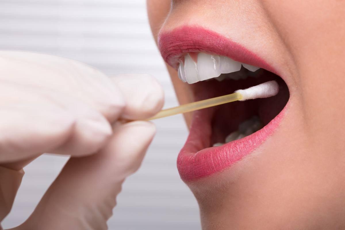 tamponi e test saliva
