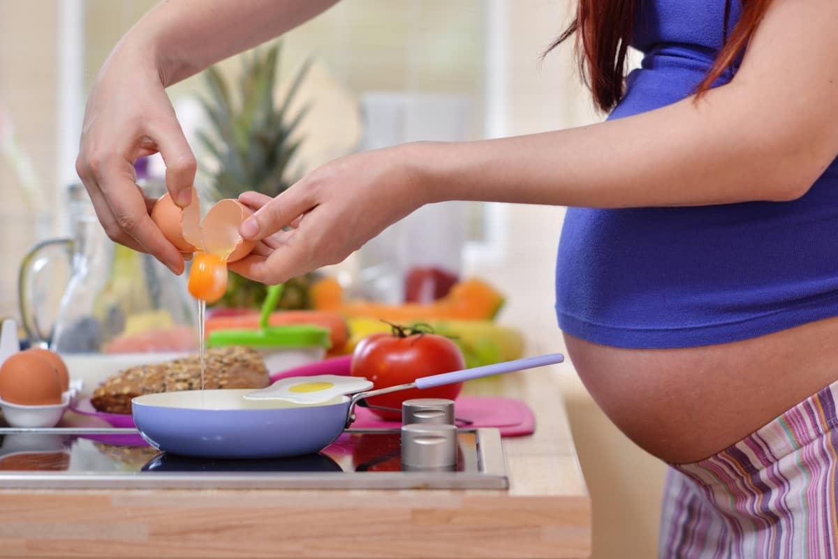 uova gravidanza
