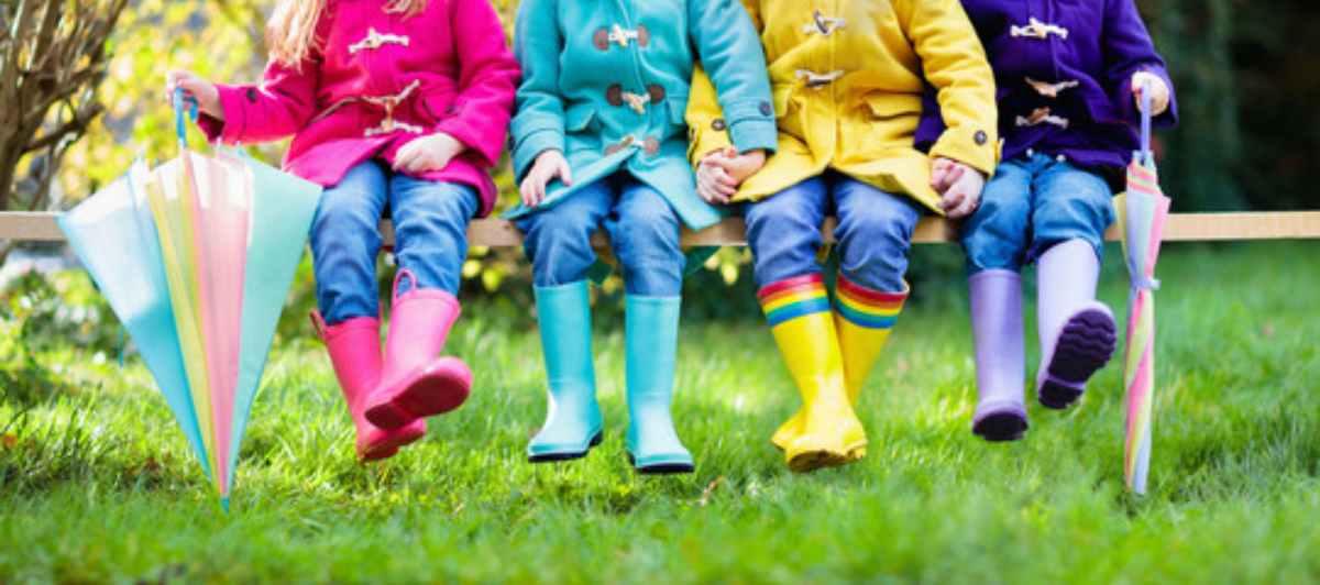 come vestire bambini autunno