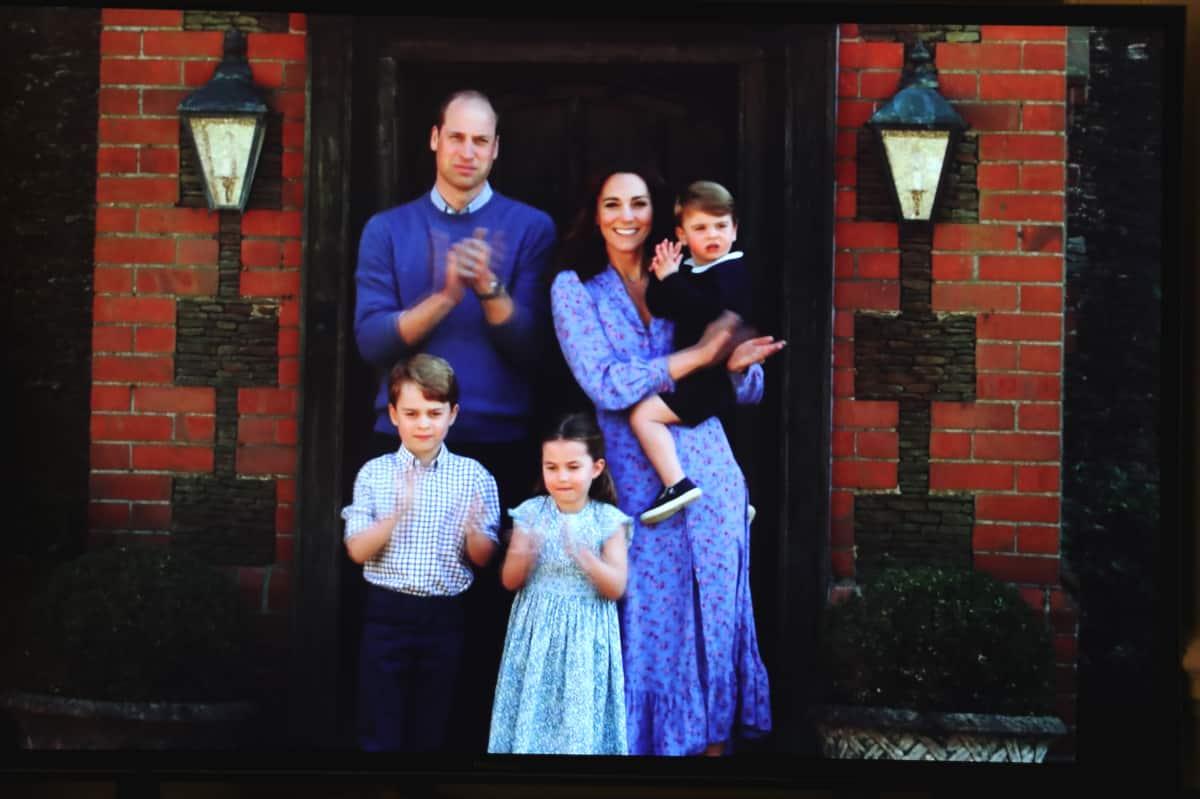 royal family parola vietata